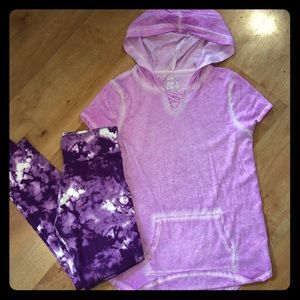 Justice girls outfit💟Girls Size 16/18  ❇️School❇️